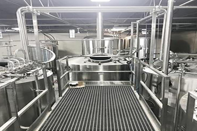 Brewery stainless tank & vessel tank supplies & installation